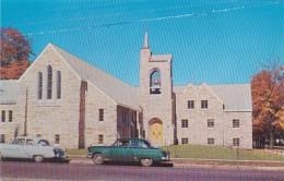 Michigan Niles First Evangelical United Brethren Church