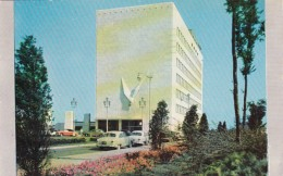 Michigan Detroit The Veterans Memorial Building 1953