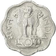 INDIA-REPUBLIC, 2 Paise, 1975, TTB, Aluminium, KM:13.6 - Inde