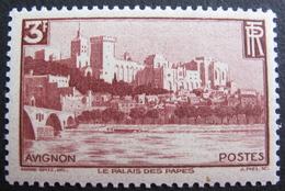 LOT BP/170 - 1938 - AVIGNON - N° 391 NEUF** - Cote : 33,00 € - Nuovi
