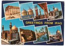 GREETINGS FROM IRAQ / MOSQUE - Iraq