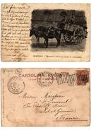 CPA NAPOLI Baroccio Carico Di Casse Di Maccheroni. ITALY (533766) - Napoli (Naples)