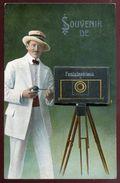 406 - FRANCE Souvenir De Fontainebleau 1910s Novelty Photographer Fold-Out Views. Near Paris - Fontainebleau