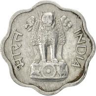 INDIA-REPUBLIC, 2 Paise, 1965, TTB, Aluminium, KM:13.1 - India