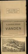 Carnet Complet De VIANDEN  Publicité De L'Hotel Heinz Au Dos De Chaque Carte - Vianden