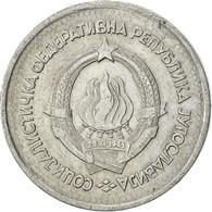Yougoslavie, Dinar, 1963, TTB+, Aluminium, KM:36 - Joegoslavië