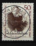BERLIN - Mi-Nr. 561 Walter Kollo Gestempelt (1) - Berlin (West)