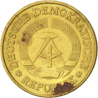 GERMAN-DEMOCRATIC REPUBLIC, 20 Pfennig, 1984, Berlin, TTB, Laiton, KM:11 - [ 6] 1949-1990 : GDR - German Dem. Rep.