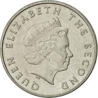 Etats Des Caraibes Orientales, Elizabeth II, 25 Cents, 2002, British Royal Mint - Caraïbes Orientales (Etats Des)