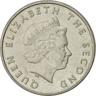 Etats Des Caraibes Orientales, Elizabeth II, 25 Cents, 2002, British Royal Mint - East Caribbean States