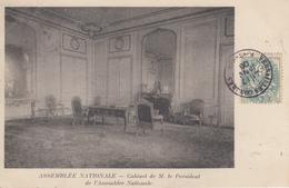 Carte   FRANCE  Congrés  De  VERSAILLES  1906 - Marcofilie (Brieven)