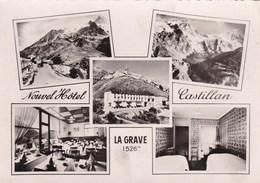 CPA Nouvel Hotel Castillan, La Grave (pk37906) - Other Municipalities