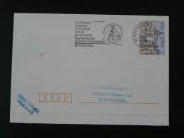 85 Vendée Montaigu Tournoi Football - Flamme Sur Lettre Postmark On Cover - Fussball