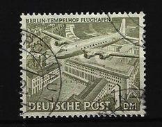 BERLIN - Mi-Nr. 57 Berliner Bauten Gestempelt (1) - Berlin (West)