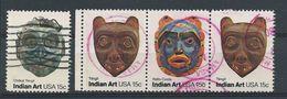 Verenigde Staten     Y / T  1295 - 1296 - 1297      (O) - Gebraucht