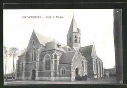 AK Sint-Pauwels, Kerk S. Paulus - Belgien