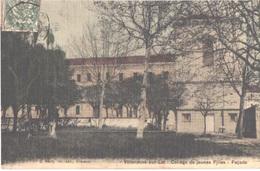 FR47 VILLENEUVE SUR LOT - Maury - Toilée Colorisée - Collège De Jeunes Filles - Belle - Villeneuve Sur Lot