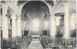 Warcoing NA2: Intérieur De L'Eglise - Pecq
