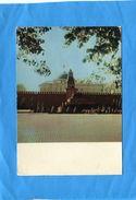 MARCOPHILIE--U R SS-stamp N°3062- Romain Rolland-érivain Français-cad 1966 Sur Cpm  Kremlin-pour Françe - Machine Stamps (ATM)