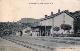 France - 12 - St Rome-de-Cernon - La Gare - Other Municipalities