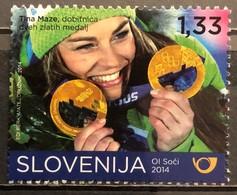Slovenia, 2014, Mi: 1071 (MNH) - Slovenia