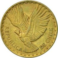 Chile, 2 Centesimos, 1970, TTB+, Aluminum-Bronze, KM:193 - Chile