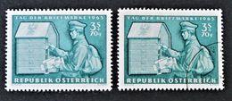 JOURNEE DU TIMBRE 1965 - NEUF ** + OBLITERE - YT 1034 - MI 1200 - 1945-.... 2nd Republic