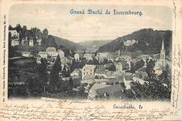 Luxembourg - Larochette  - Edit. Ch. Bernhoeft N° 1519 - Larochette