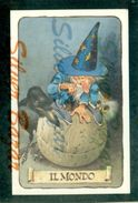 TAROCCHI-TAROT-TAROTS-CARD GAMES-JEUX DE CARTES-KARTEN SPIELE-SERIE DI 22 CARTOLINE - Carte Da Gioco