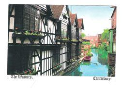 THE WEABERS CANTERBURY CAN342 - VIAGGIATA 1982 -  (1851) - Canterbury