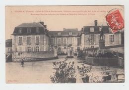 89 - SEIGNELAY / HOTEL DE VILLE ET GENDARMERIE - Seignelay