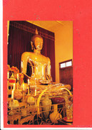 BANGKOK Cp Wat Traimit                       Ch 39 Edit  Filta - Thaïlande