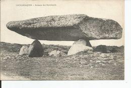 LOCMARIAQUER  DOLMEN DES MARCHANDS - Dolmen & Menhirs