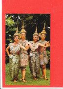 BANGKOK Cp Animée Classical Danse         Ch 46 Edit  Filta - Thaïlande