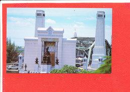 BANGKOK Cp Statue Of King Rama I             Ch 44 Edit  Filta - Thaïlande