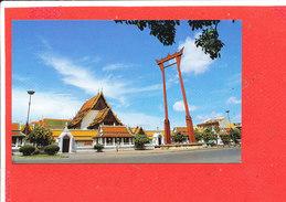 BANGKOK Cp Wat Suthat          Ch 42 Edit  Filta - Thaïlande