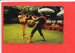 BANGKOK Cp Animée SWORD FIGHTING             Ch 51 Edit  Filta - Martiaux