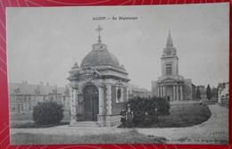 Alost (Aalst) – Le Béguinage---Vve Cornélis (1909)—Non écrite/Niet Geschreven - Aalst