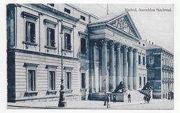 Madrid - Asamblea Nacional - Madrid
