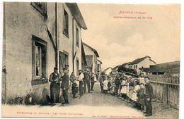 88  ANOULD     Papeteries  Du Souche   Les Cités Ouvrières - Anould