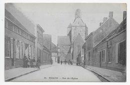 Messin - Rue De L'Eglise - Edit. Le Deley 35 - Messines - Mesen