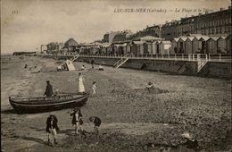 14 - LUC-SUR-MER - Plage - Cabine De Plage - Luc Sur Mer