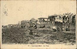 14 - LUC-SUR-MER - Plage - - Luc Sur Mer