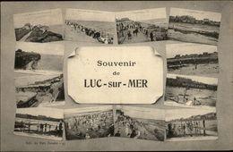 14 - LUC-SUR-MER - Souvenir De - Multi Vues - Luc Sur Mer
