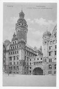 Leipzig - Verbindubsbau Zwischen Rathaus Und Verwaltungsgebaude - Leipzig