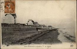 14 - LUC-SUR-MER - Plage - Villas - Luc Sur Mer