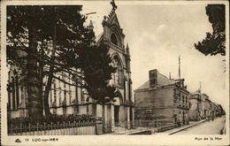 14 - LUC-SUR-MER - Rue De La Mer - Luc Sur Mer