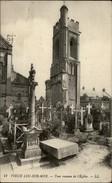 14 - LUC-SUR-MER - église - Cimetière - Luc Sur Mer