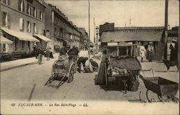 14 - LUC-SUR-MER - Rue Belle Plage - Luc Sur Mer