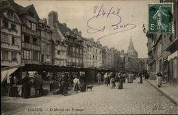 14 - LISIEUX - Marché Aux Fromages - Lisieux